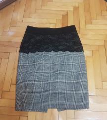 zara suknja vel xs