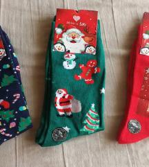 Božićne čarape za nju i njega