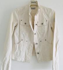 Clockhouse bijela jakna vel M