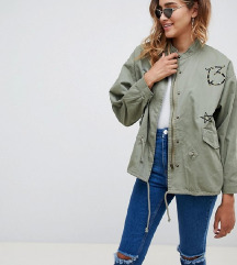 Missguided parka 36