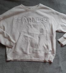 Debela topla hoodie majica