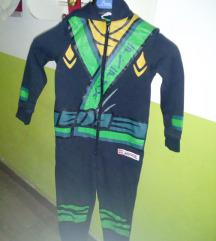 LEGO Ninjago tuta odijelo 6-7 god.
