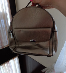 Zlatno-srebrni ruksak