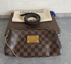 Louis Vuitton Eva Damier Ebene original torba