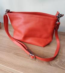 Ženska naranđasta torbica