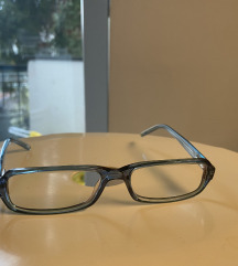 Dioptrijske naocale + 0,5 plave Benetton