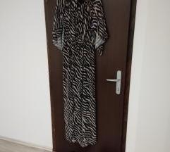 Zebra haljina i lot obuće