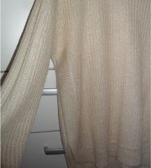 Bež Amisu knitwear lagana vestica M/L