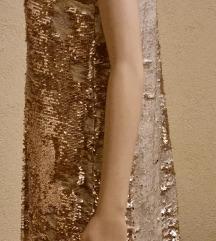 %% Haljina sa šljokicama Zara