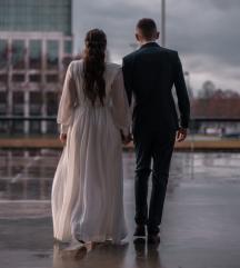 *Jednostavna, prekrasna vjenčanica*
