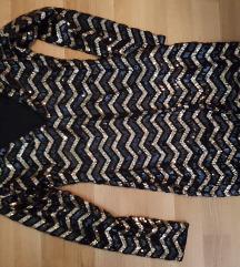 Šljokice haljina