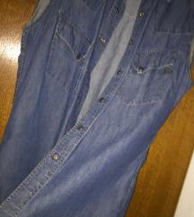 prsluk jeans GAS dugi