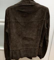 Crna kožna MASS torba
