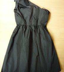 Nova PROMOD crna svečana haljina, 42