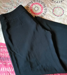 Kvalitetne crne hlače xl