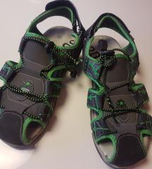 muške sandale vel 37