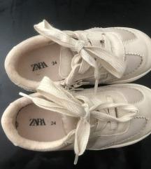 Zara tenisice za djevojčice veličina 24