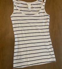 H&M pamučne majice bez rukava