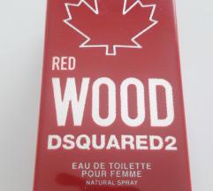 DSQUARED2 RED EDT 30 ml NOVO