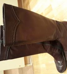 Guliver čizme, tamnosmeđe, vel. 36+uklj.pošt.
