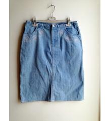 Xe traper suknja vel. 38/M - %RASPRODAJA%