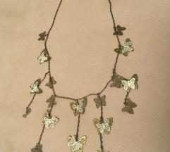 Ogrlica s leptirićima