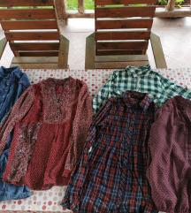 Lot košulja i bluza