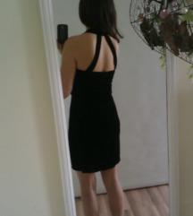 baršun svečana haljina