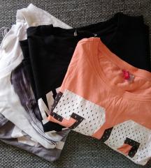 Lot od 4 majice kratkih rukava