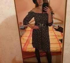 Preslatka haljina sa puf rukavima!