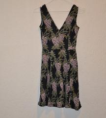 H&M ljetna skate haljina