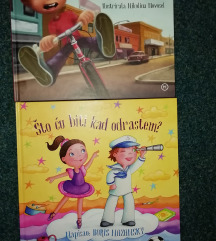 Nove knjigice za djecu lot