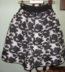 crno-bijela suknja *
