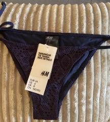 Bikini tie tanga NOVO