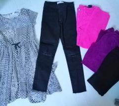 Lot (Zara, H&M,Benetton) za djevojčice