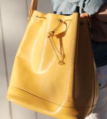 Original LV Pettit Noe žuta kožna torba