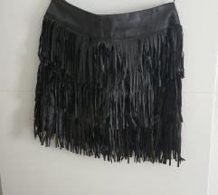 Suknja Silvian Heach