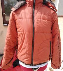 ZImska jakna topla za manje žene i djecu