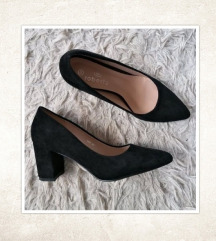 NOŠENO JEDNOM - Crne cipele, vel. 40