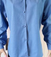 Ženska košulja plava, NARA BASEEE butik