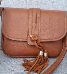 Mango smeđa torbica