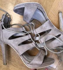MASS sandale na vezivanje