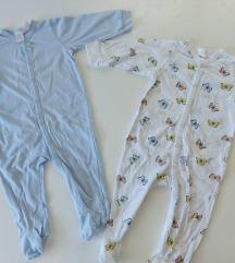 H&M pidžamice 74