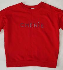 NAF NAF crvena majica