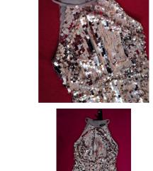 Sequin haljina asos