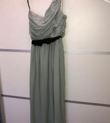 H&M svečana duga haljina vel.44