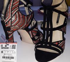 Nove Zara sandale s remenčićima