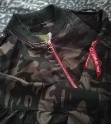 Camo jakna suskavac