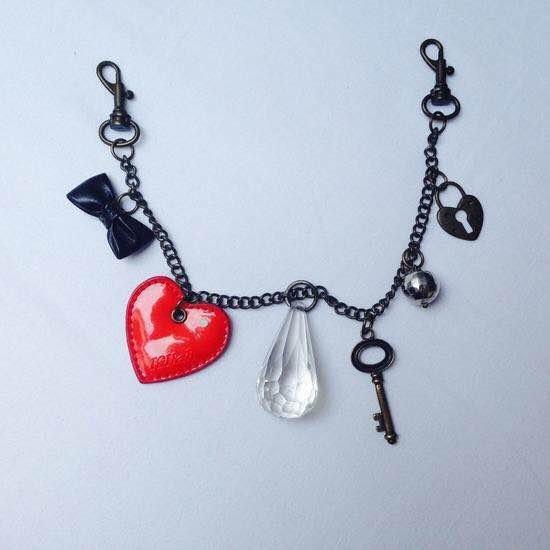 KILLAH 🗝❤️privjesak za torbu ili ključeve