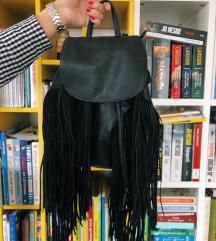 PEPE JEANS crni ruksak